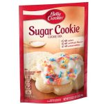 Sugar Cookie Mix, Betty Crocker (American)
